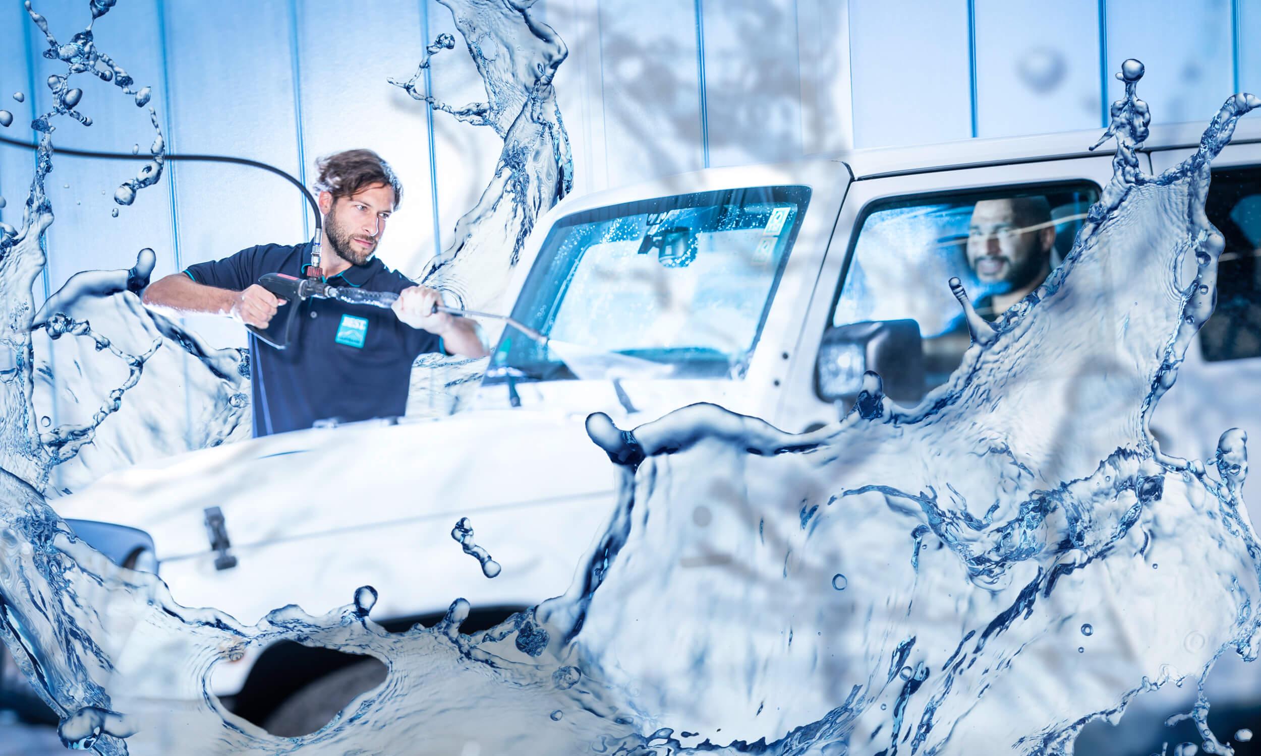 Car Wash Regensburg